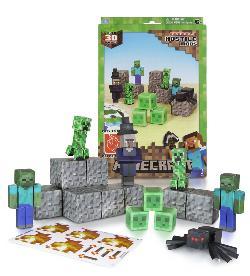 Hostile Mobs (Minecraft Paper Craft)