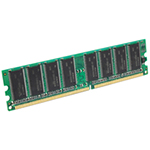 1GB DDR-266 (PC-2100) ECC Registered Low Profile Memory