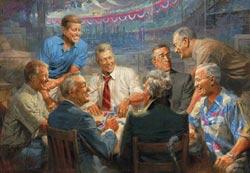 True Blues History Jigsaw Puzzle