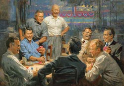 Grand Ol' Gang History Jigsaw Puzzle