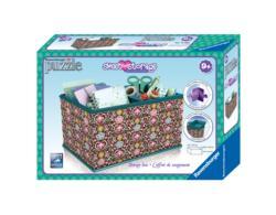 Storage Box Flowers Jigsaw Puzzle