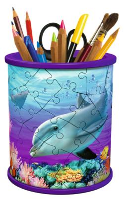 Pencil Holder - Underwater Under The Sea 3D Puzzle