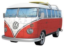 VW Bus T1 Vehicles 3D Puzzle