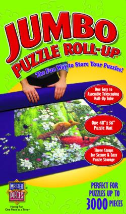 Jumbo Puzzle Roll-Up (Up to 3,000 Pieces) Accessory