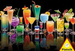 Cocktails Food and Drink Jigsaw Puzzle