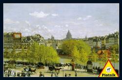 Louvre Paris Jigsaw Puzzle