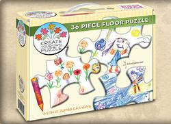 Create Your Own Floor Puzzle Children's Puzzles