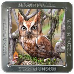 Owl Birds Lenticular Puzzle