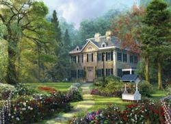 Longfellow House Garden Family Puzzle