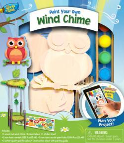 Wind Chime - Owl Birds