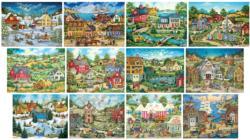 Bonnie White Bundle Americana & Folk Art Multi-Pack