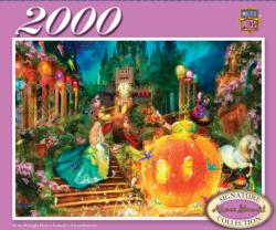 At the Midnight Hour Princess Jigsaw Puzzle