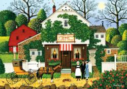 Small Talk Americana & Folk Art Large Piece