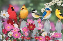 Songbirds Dementia / Alzheimer's Large Piece