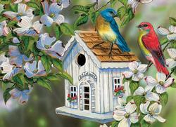 23 Cottage Lane Spring Large Piece