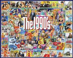 The Nineties Movies / Books / TV Jigsaw Puzzle