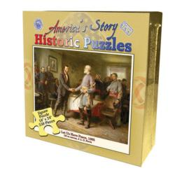 Let Us Have Peace (America's Story) Military / Warfare Jigsaw Puzzle