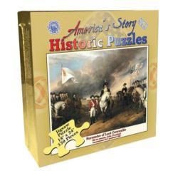 Surrender of Cornwallis (America's Story) Military / Warfare Jigsaw Puzzle