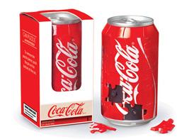 3D Coca-Cola Can Coca Cola Jigsaw Puzzle