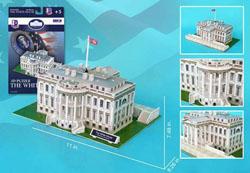 The White House United States Jigsaw Puzzle