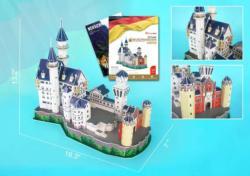 Neuschwanstein Castle Castles Large Piece