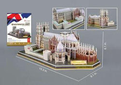 Westminster Abbey Religious Jigsaw Puzzle