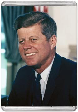 JFK (Mini) History Miniature Puzzle