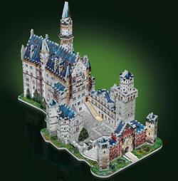 Neuschwanstein Castle Landmarks / Monuments Jigsaw Puzzle