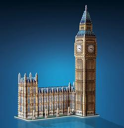 Big Ben Landmarks / Monuments Jigsaw Puzzle