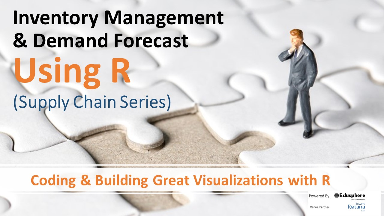Inventory Management & Demand Forecast Using R - Supply Chain Series