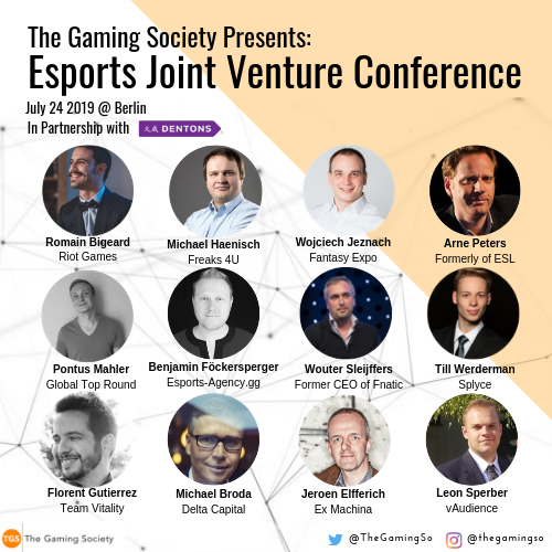 The Gaming Society Joint Venture Conference - Berlin (Invite