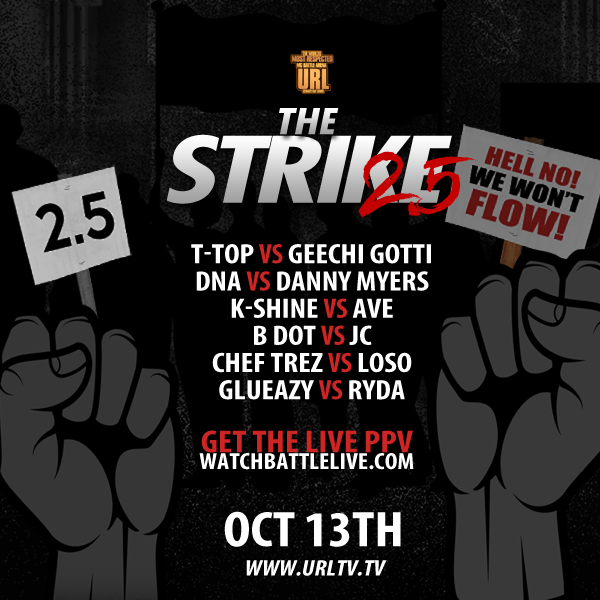 URL PRESENTS THE STRIKE 2 5 - Events - Universe