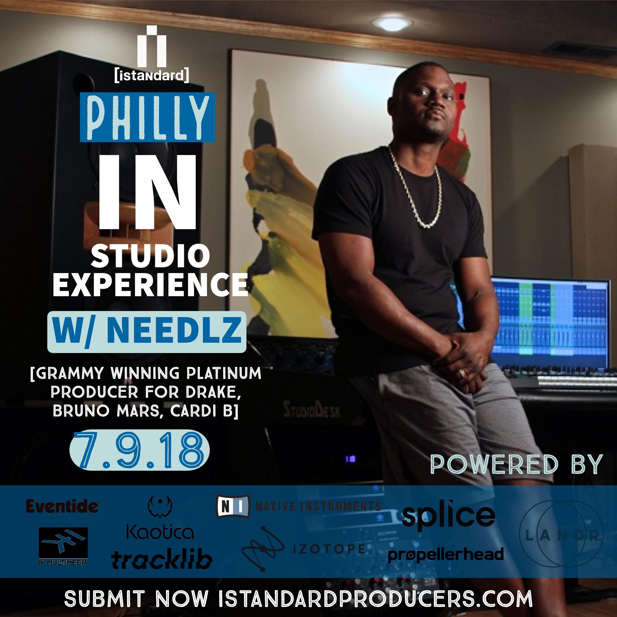istandard in-studio experience - philadelphia] - Events