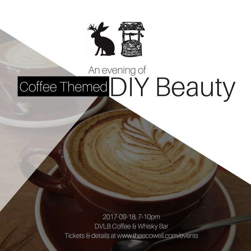 An Evening Of Diy Beauty Coffee Themed Universe