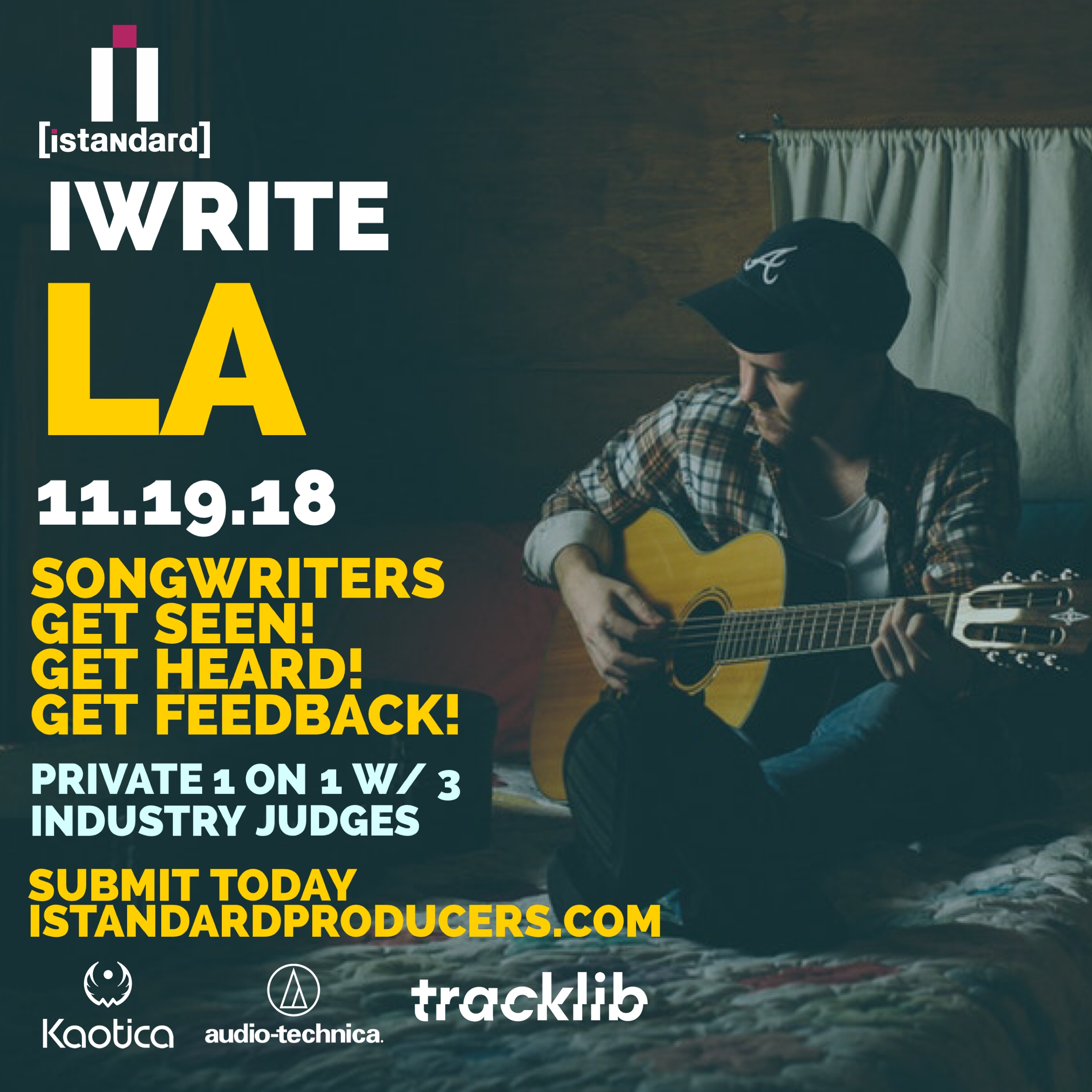 [iwrite songwriter experience - la]