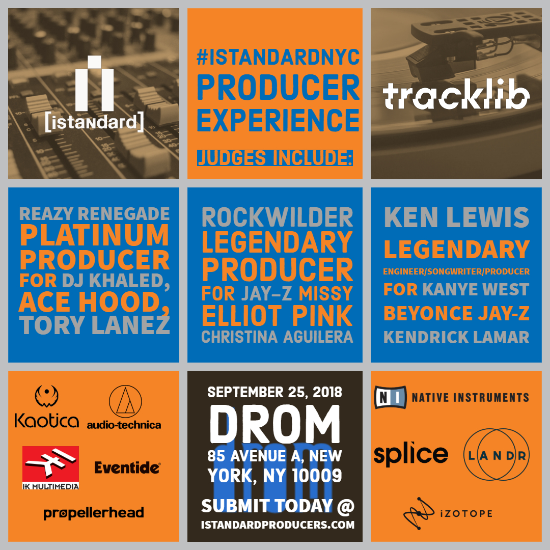 [istandard producer experience - nyc]