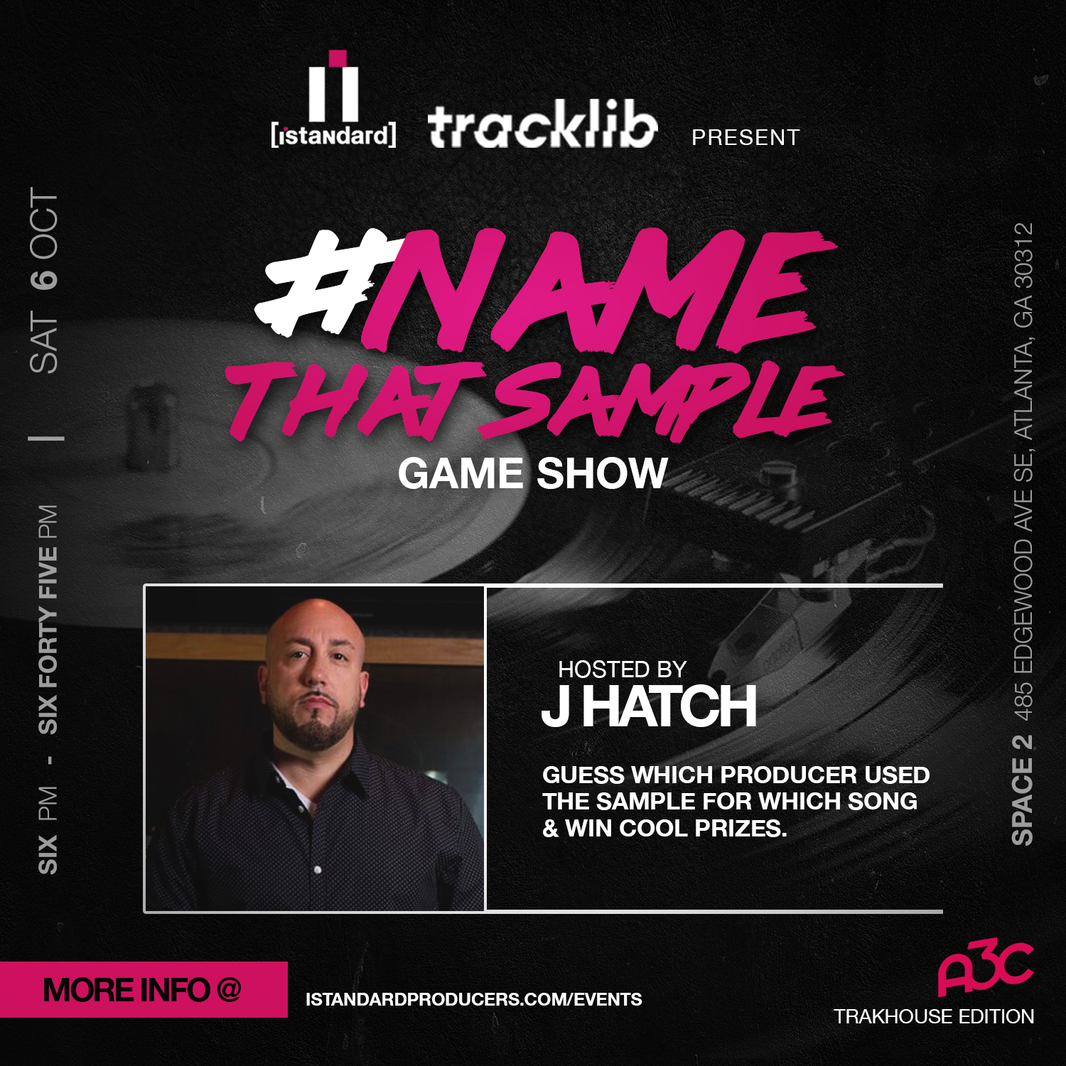 [Name That Sample] Interactive Game Show