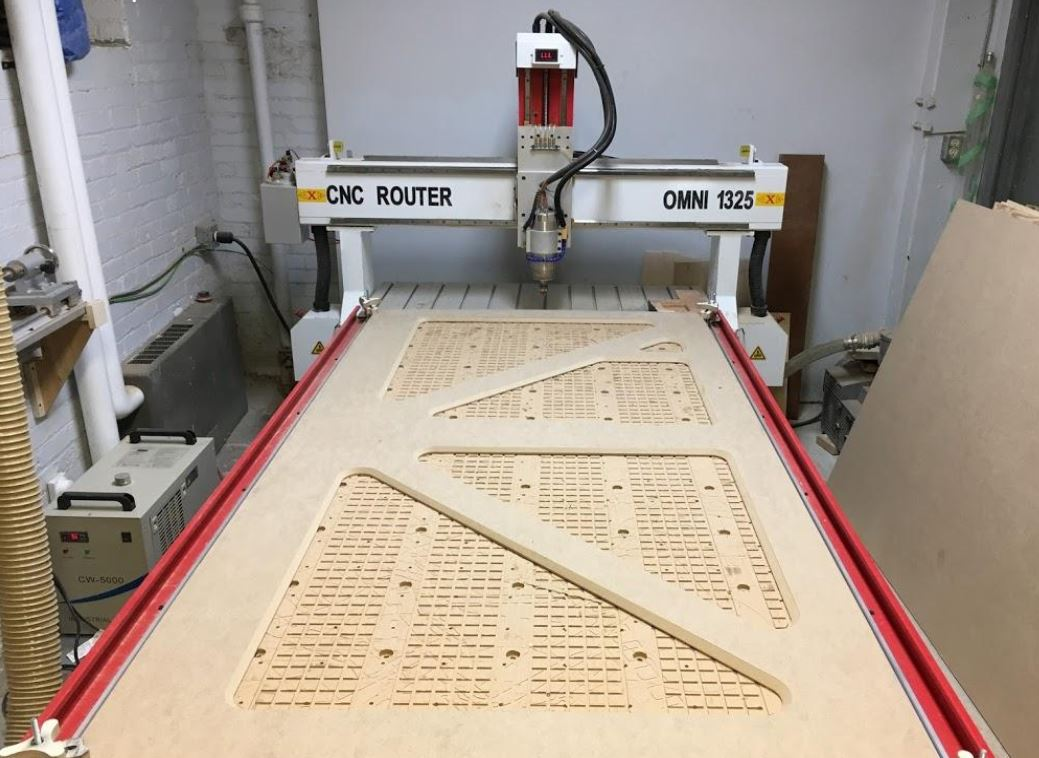 Intro to CNC VCarve Class - CNC Router Certification - Events - Universe