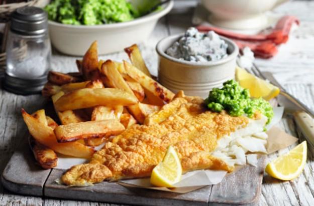 open kitchen trade secrets fish chips universe