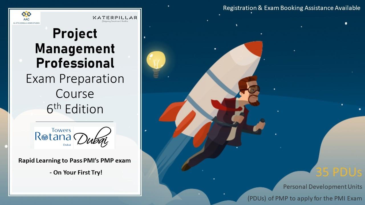 Project Management Professional Pmp Exam Preparation Course Universe
