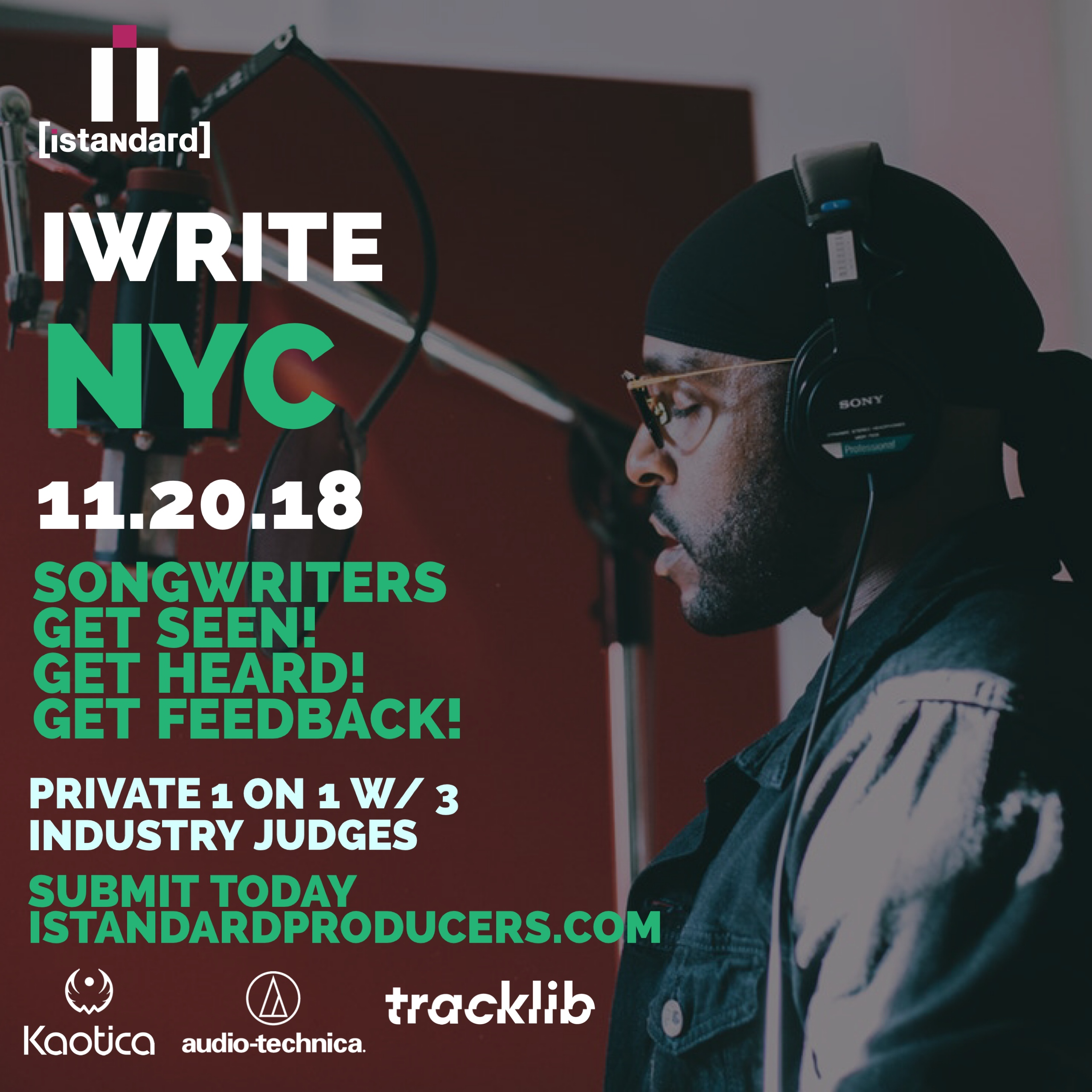 [iwrite songwriter experience - nyc]