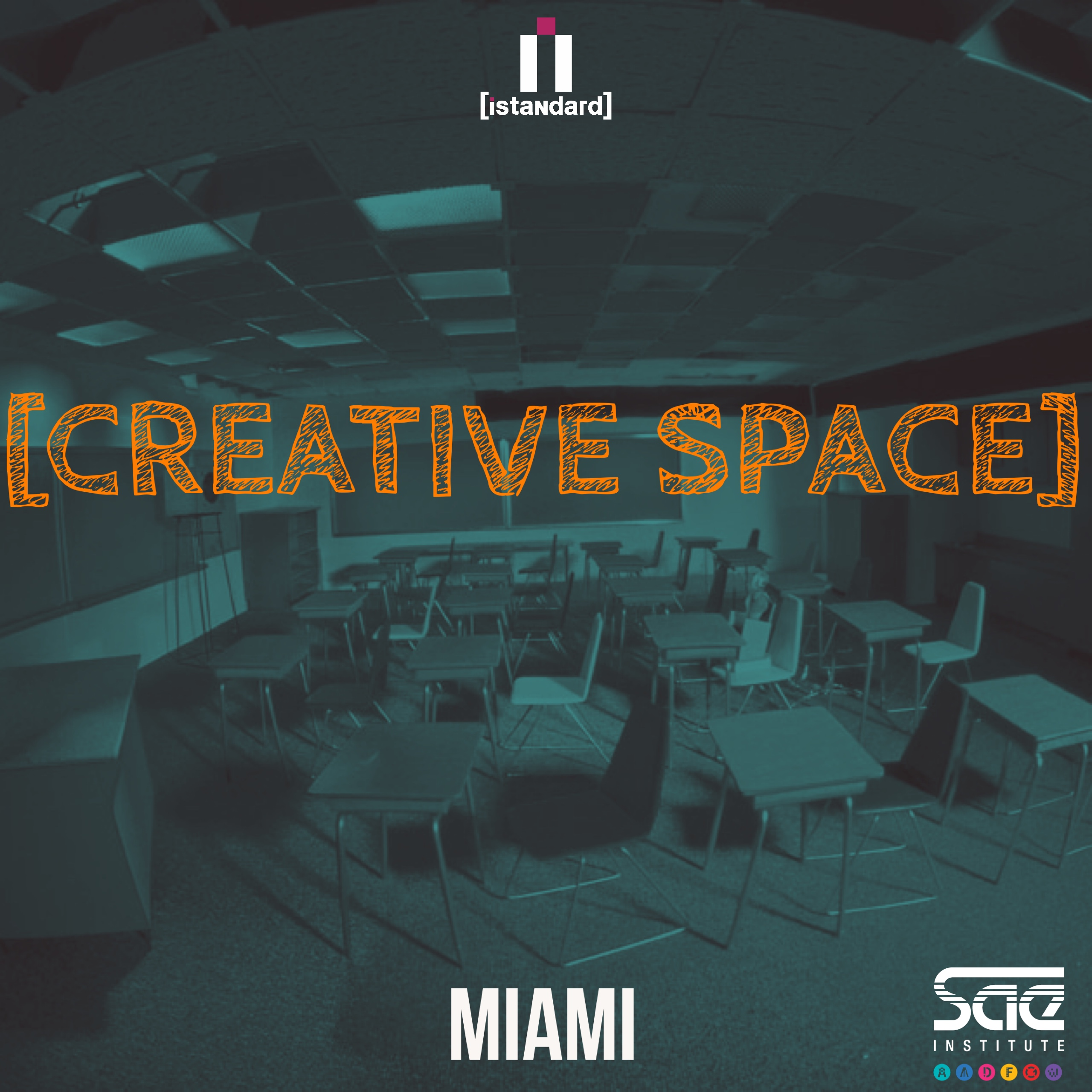 Miami [creative space] #PreparingForTheStudio - Events
