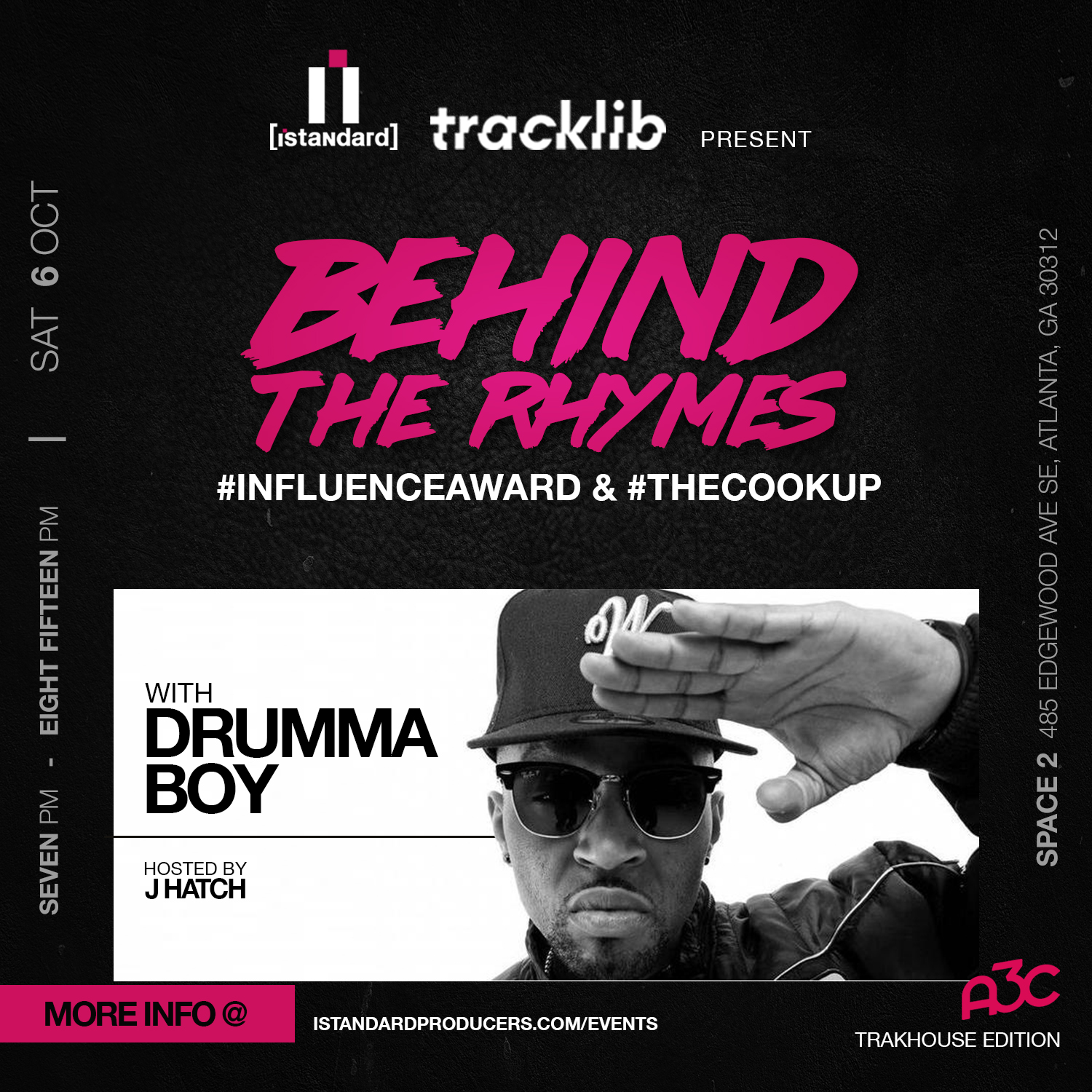 [Behind The Rhymes Interview// Influence Award// #TheCookUp w/ Drumma Boy]