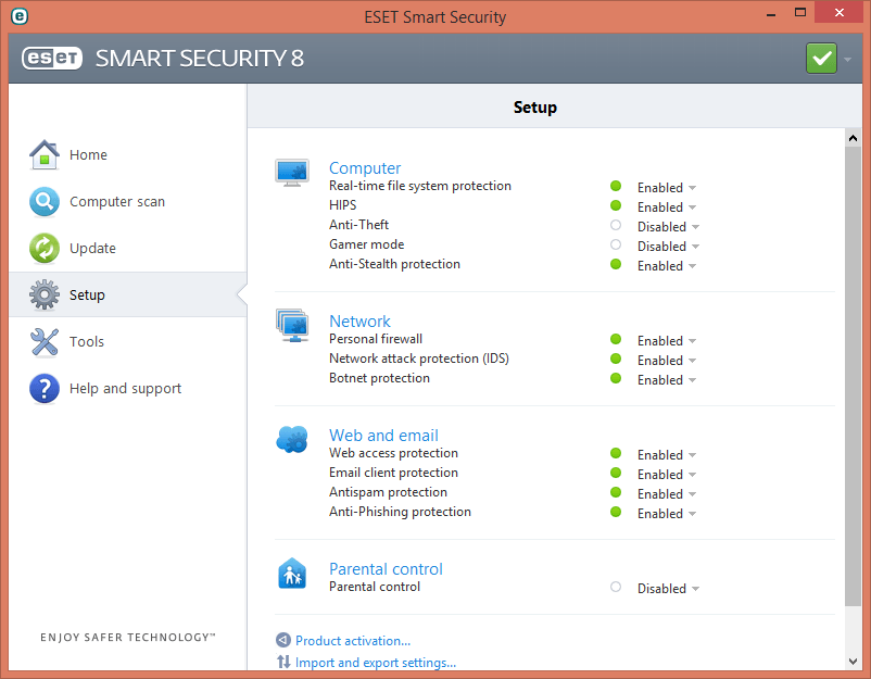 eset smart security full activation key