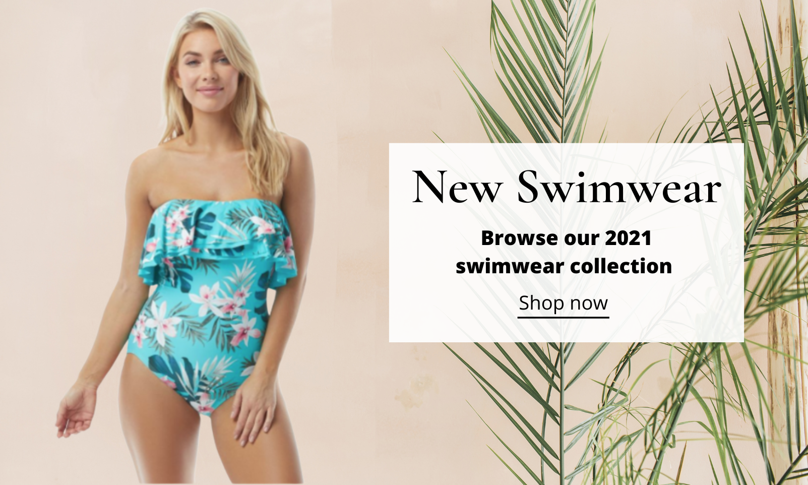 Swimwear 2021 Collection - Shop Now