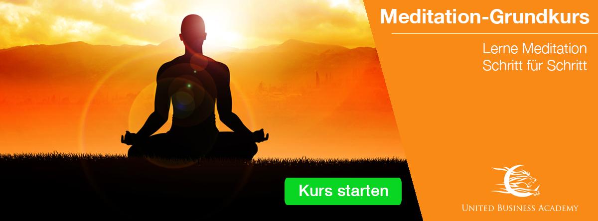 Meditation - Grundkurs