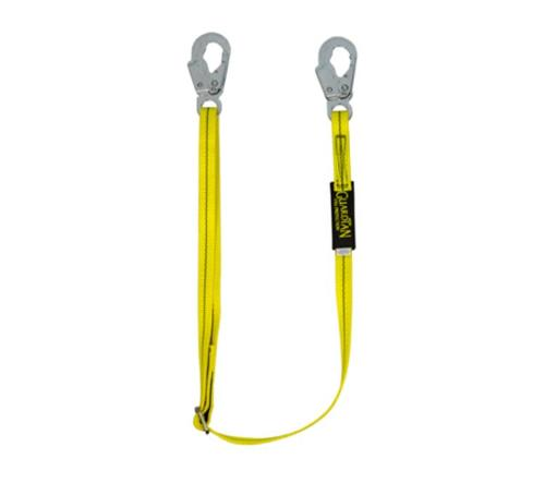 4 ft - 6 ft Guardian Fall Protection Non-Shock Absorbing Adjustable Lanyard