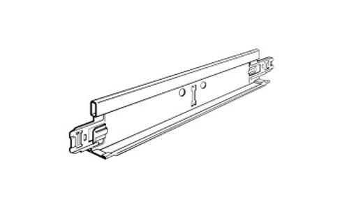 15/16 in x 2 ft Chicago Metallic 1830 HDG-60 Steel with Aluminum Cap Cross Tee - 1832.01AH