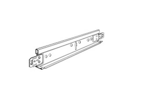 15/16 in x 4 ft Chicago Metallic Aluminum Cap 1260/1280 Fire Rated Cross Tee - 1264.01AZ