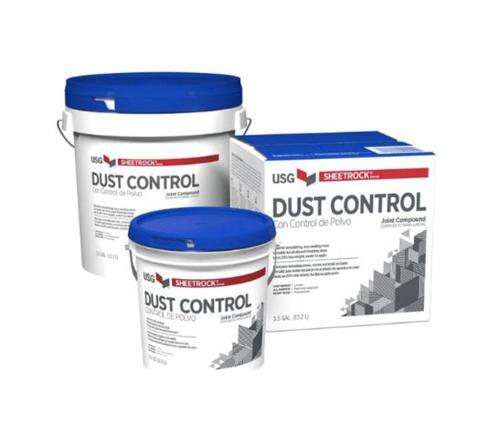 USG Sheetrock Brand Dust Control Joint Compound - 3.5 Gallon Pail